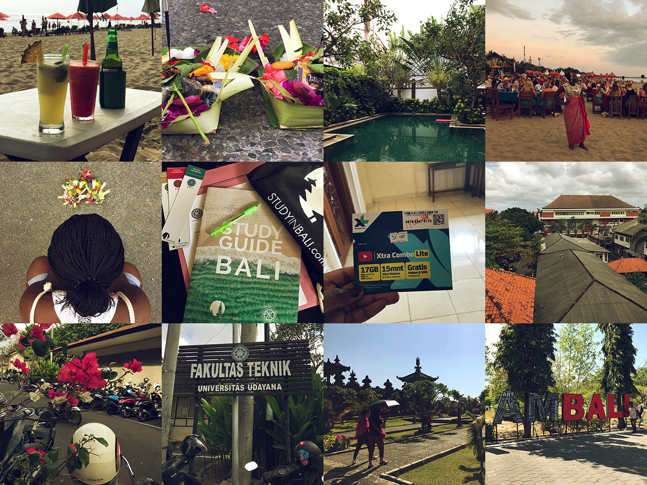 Endlich angekommen: Studieren auf Bali